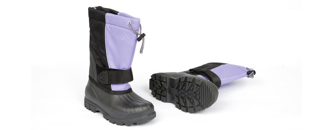 These Boots Were Made For Walking . . . in the Snow