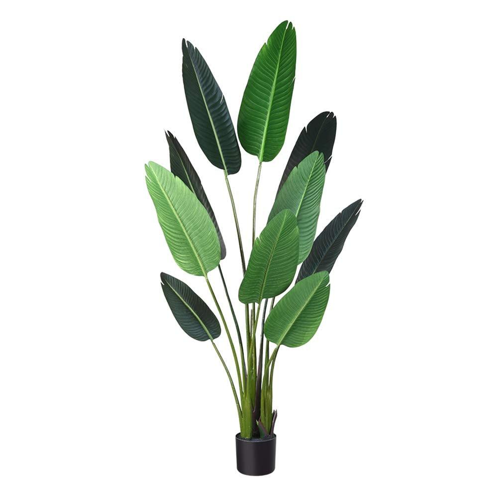 CozyBox Artificial Tropical Palm Tree Fake Plant