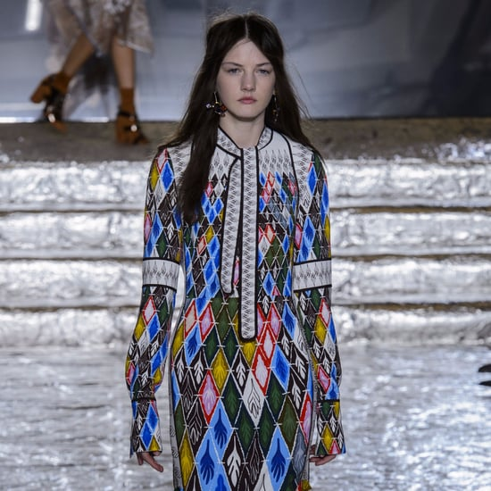 Peter Pilotto Autumn/Winter 2016 at London Fashion Week