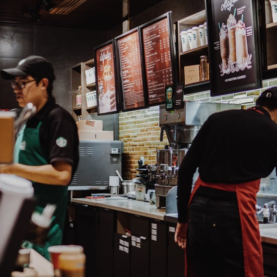 "Starbucks Is Only Open For ""Grab-and-Go"" Coffees Right Now"