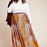 Panthera Maxi Skirt