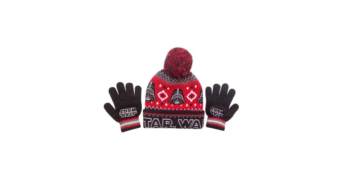 79d4b32e0adc9 Star Wars Boys  Beanie Hat and Glove Set ( 13)