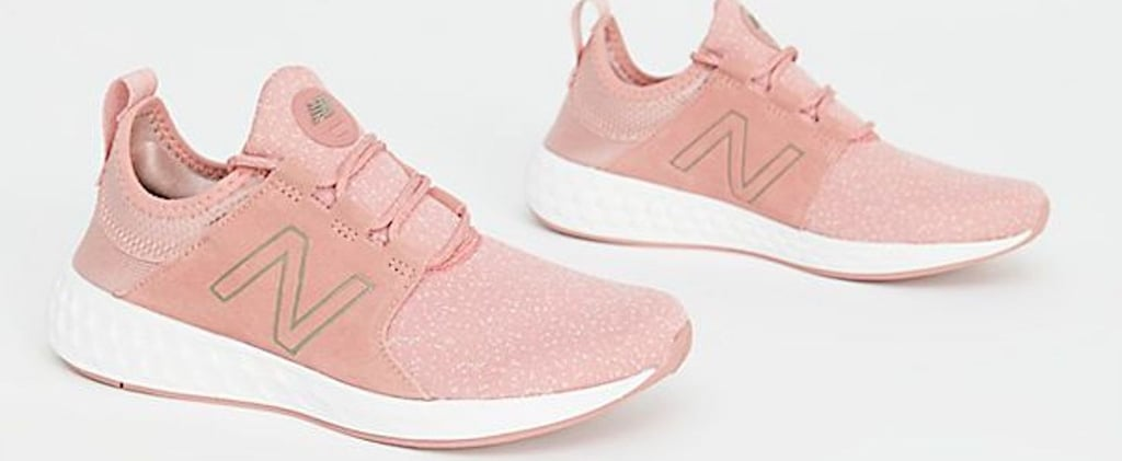 Pink New Balance Cruz Sneakers