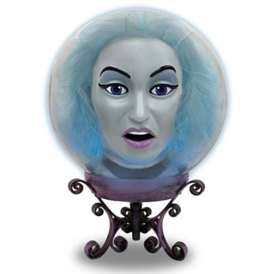 Animated Madame Leota Crystal Ball From Disney's Haunted Mansion