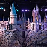 The tour finishes off with a bang with the awe-inspiring 360-degree Hogwarts Castle model that was built for the first film and used for photography and CGI shots. Take a seat in the benches that surround the model to watch the lighting go from day to night and back again, and with the soundtrack in the background, I dare you not to get emotional.