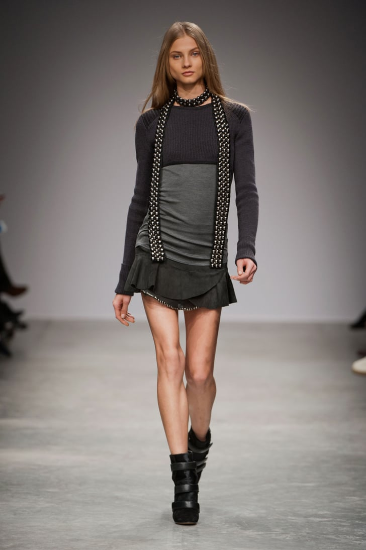 Marant isabel fall runway review