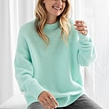 & Other Stories Alpaca Blend Relaxed Sweater