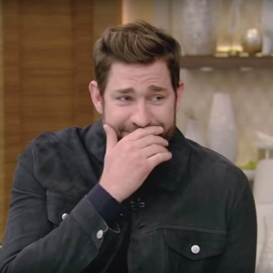 John Krasinski Says Emily Blunt Roasts His British Accent