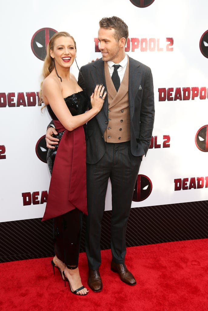 """Blake and Ryan met while filming Green Lantern. It was 2010 and both were in relationships — Ryan was married to Scarlett Johansson and Blake was with her Gossip Girl costar Penn Badgley — but after filming wrapped, the actors stayed close. """"We were buddies,"""" Ryan has said of their relationship at the time. They realised they had feelings for each other while out with other people. After both of their previous relationships ended, Blake and Ryan met up for a double date — with two totally different people — and realised there was something more there. """"She was on a date with another guy, and I was on a date with another girl,"""" Ryan said on Entertainment Weekly's Sirius XM show. """"That was the most awkward date [from their perspective] probably, because we were just like fireworks coming across."""" The two apparently fell in love over food. While out celebrating Ryan's 40th birthday, Blake Instagrammed a photo from the restaurant O Ya. The caption revealed, """"We fell in love at your restaurant in Boston. We stay in love at your restaurant in NY."""""""