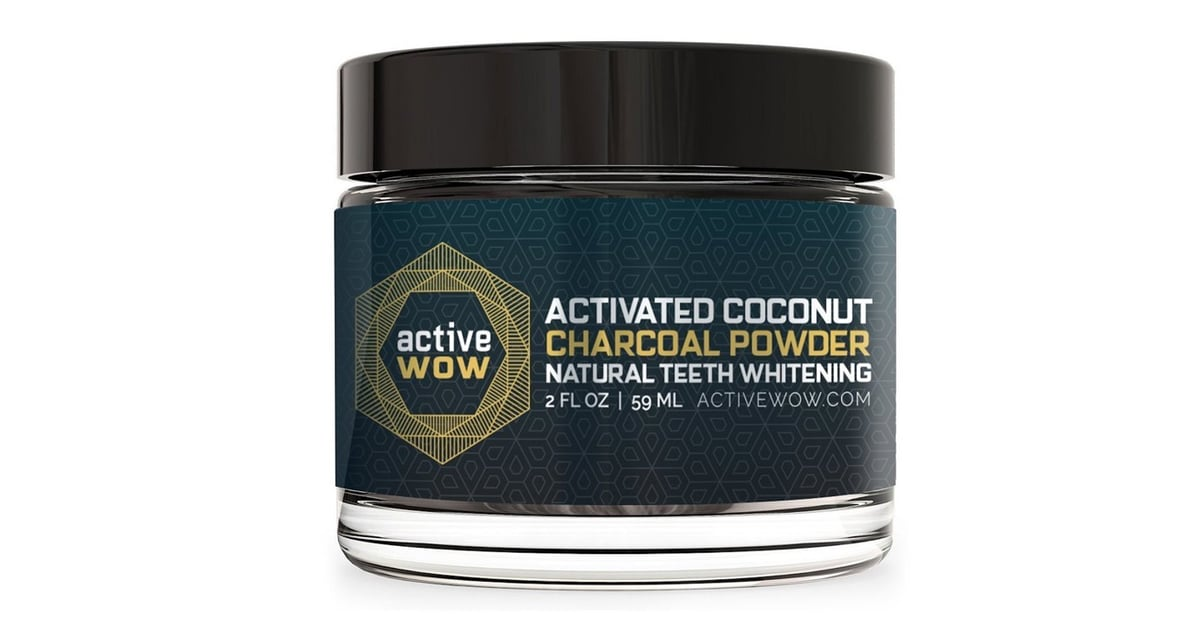 teeth whitening charcoal powder on amazon popsugar beauty. Black Bedroom Furniture Sets. Home Design Ideas