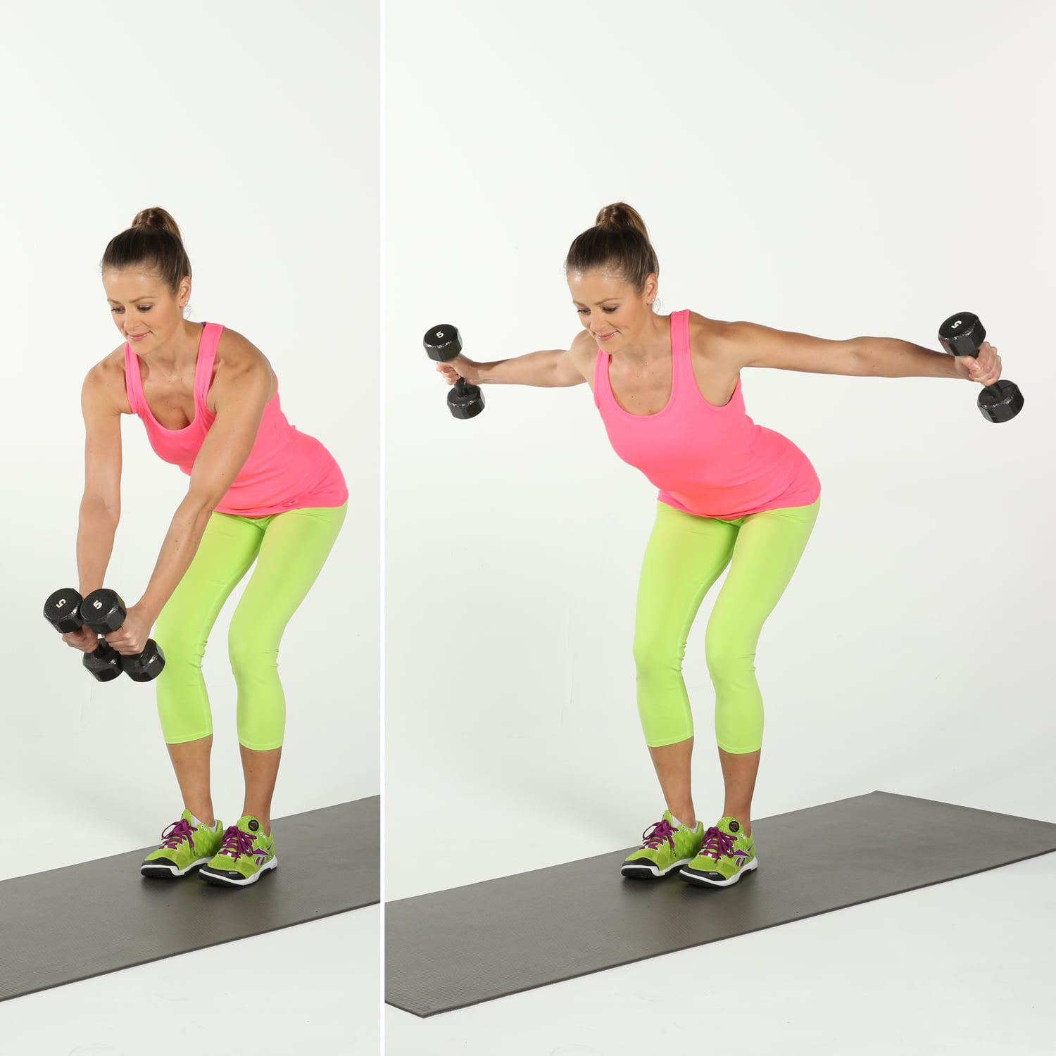 Bent-Over Reverse Fly | 12 Dumbbell Exercises For Strong, Chiseled ...
