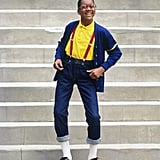 U is for Urkel