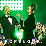 Rihanna's Diamond Ball was a star-studded extravaganza.