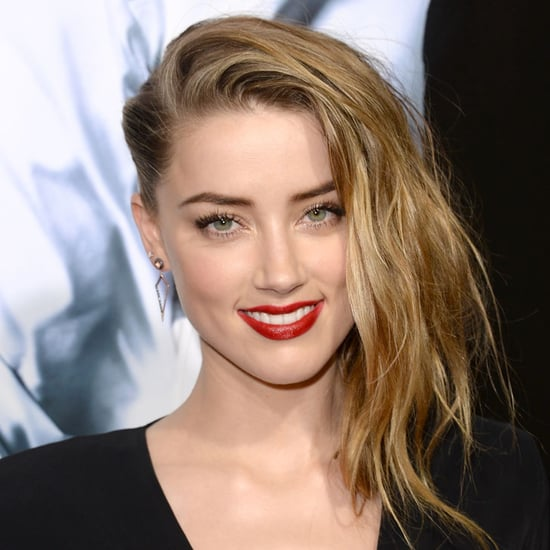 How To Get Amber Heard's Faux Bob