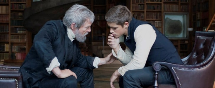 Jeff Bridges Interview About The Giver