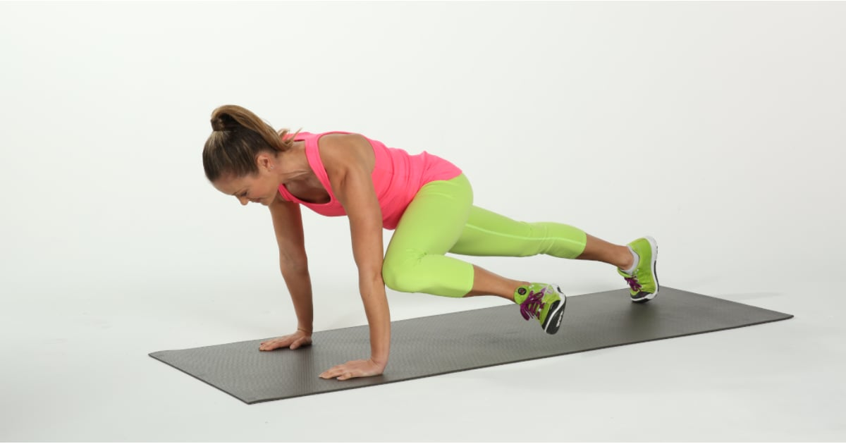 Work Every Muscle With This Printable Bodyweight Workout