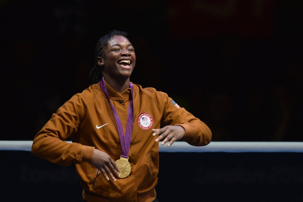 Seventeen-year-old middleweight boxing sensation Claressa Shields fought her way to the podium, defeating Russia's Nadezda Torlopova. She won Team USA its first-ever gold medal in women's boxing.