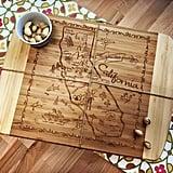 California Large Bamboo Cutting Board