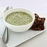 Easy Vegetarian Recipe: Broccoli-Cheddar Soup
