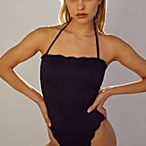 Out From Under Shay Scallop One-Piece