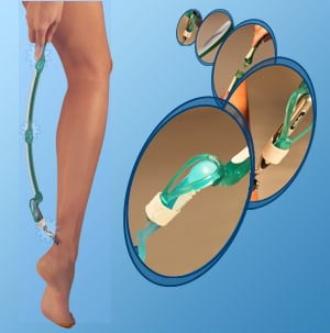 Leg Shaving Solution for Pregnant Women
