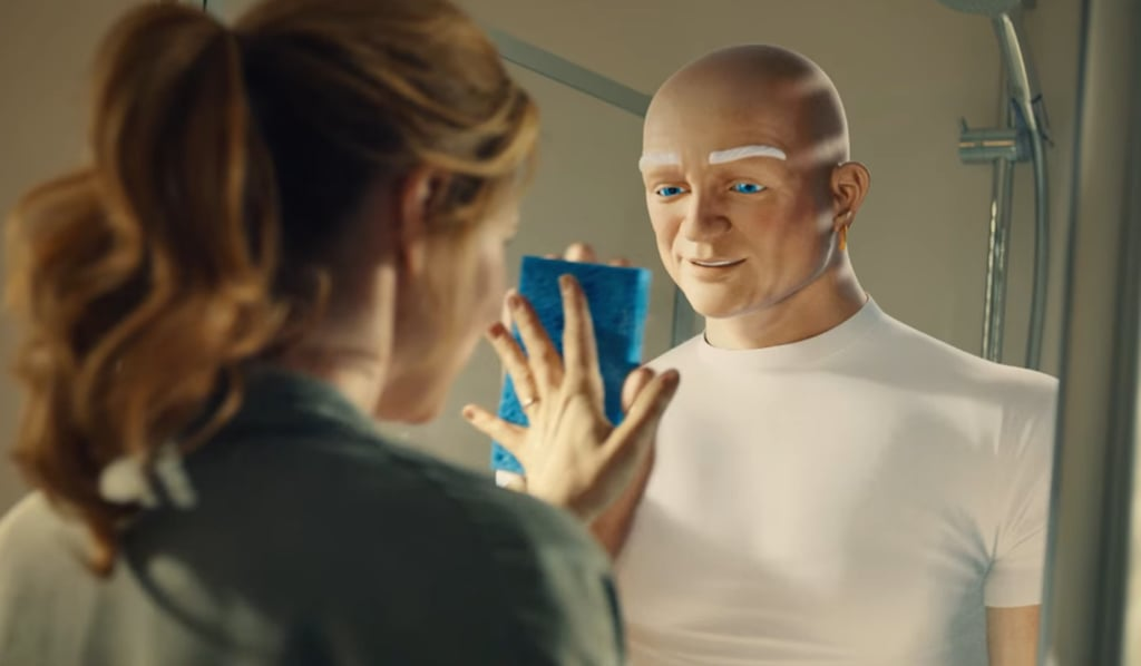 mr clean super bowl commercial memes