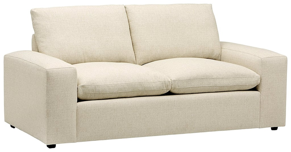 Down-Filled Performance Loveseat ($949)