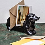Dachshund, Sealed, Delivered Letter Organizer ($13)