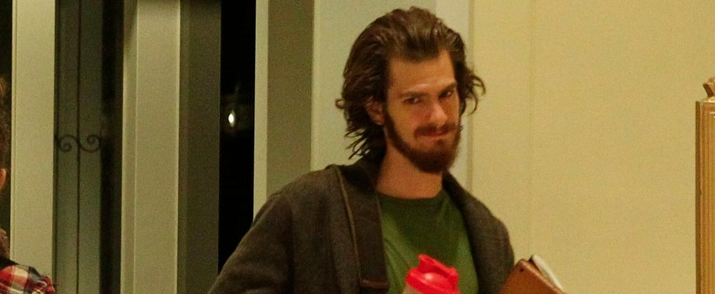 Andrew Garfield Focuses on Work During His Break From Emma Stone