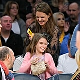 Katie Holmes and Suri Cruise Pictures