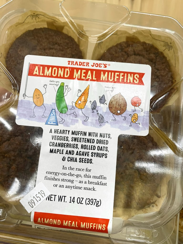 Almond Meal Muffins ($5)