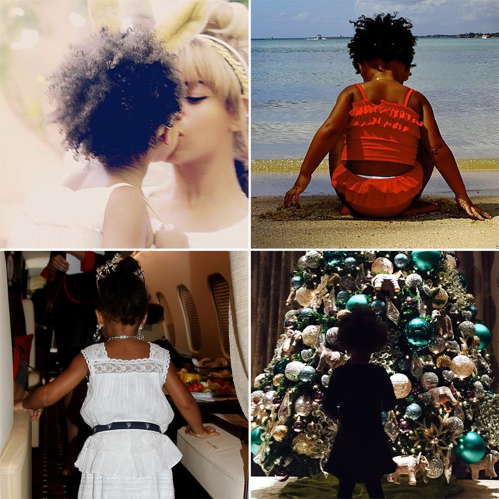 Pictures of Blue Ivy Carter 2014