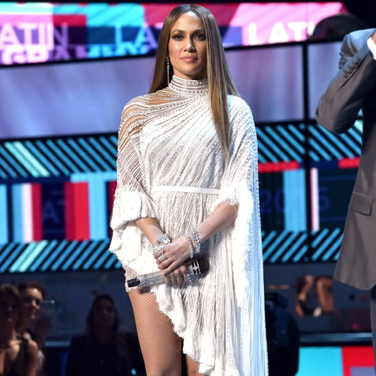 Jennifer Lopez's Labourjoisie Dress at Latin Grammys 2016