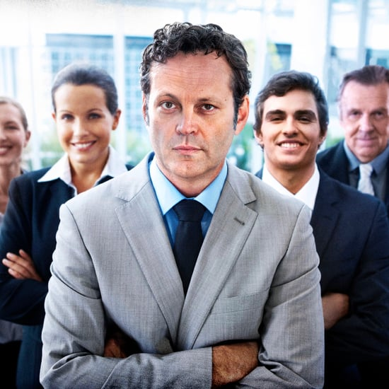 Vince Vaughn and Dave Franco Pose For Hilarious Stock Photos