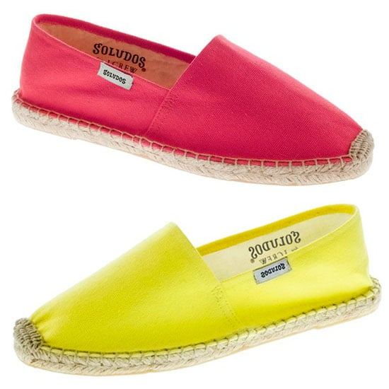 Beachy, Sun-Washed, and Super Affordable — Shop Soludos For J.Crew's Newly Launched Espadrille Line
