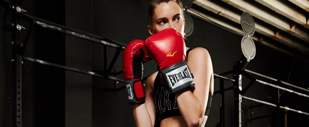 This Cardio Kickboxing Workout Will Make Calories Wish They Had Never Been Born