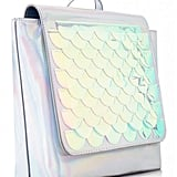 Mermaid Scale Holographic Backpack