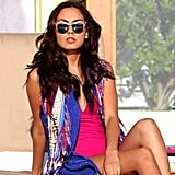 Make a Splash With 3 Gorgeous Poolside Outfits