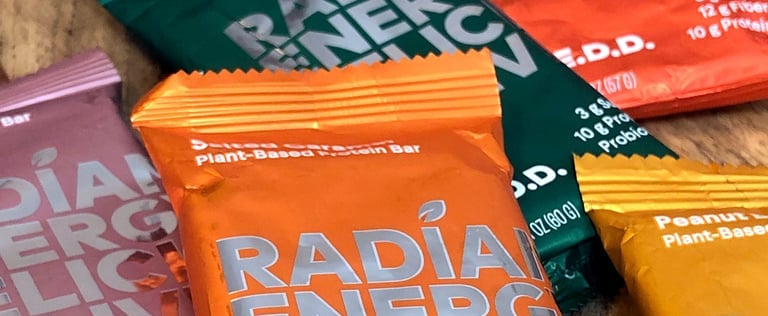 How Do R.E.D.D. Plant-Based Protein Bars Taste?