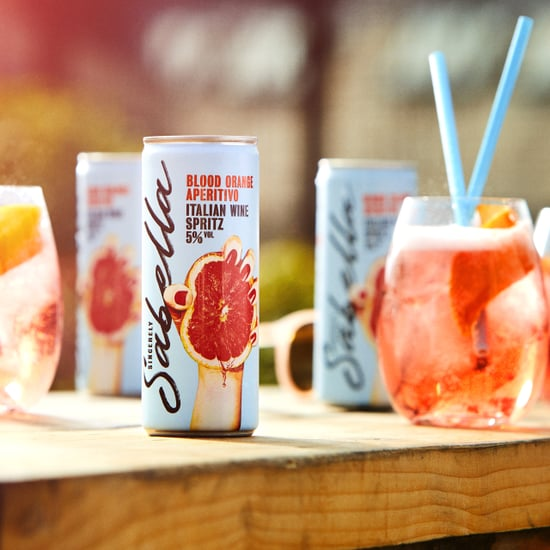 Aperol Spritz Alternative in a Can Summer Drink