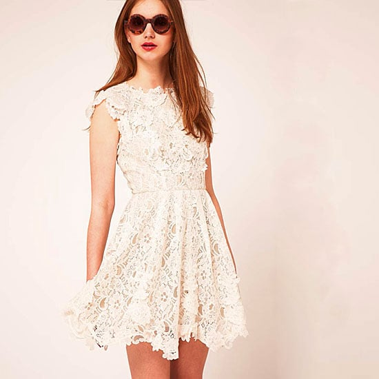 Best Lace Clothing For Spring 2012