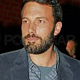Bearded Ben Affleck Talks Casting Blake and the Challenges of Being a Director
