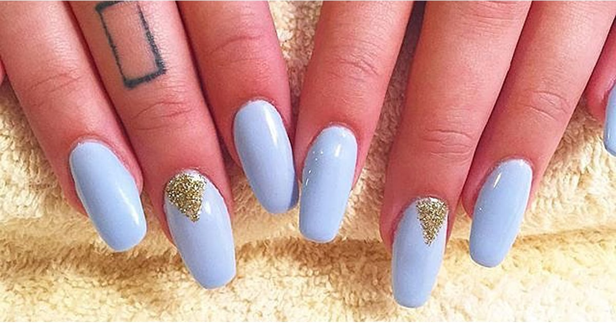 14 Coffin Nail Art Designs That Speak to Your Soul | POPSUGAR Beauty UK