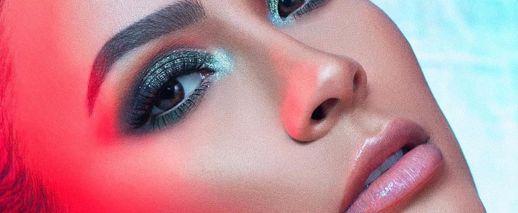 Want Swatches of Fenty Beauty Holiday Products? Desi Perkins Has 'Em (and a Full Look!)