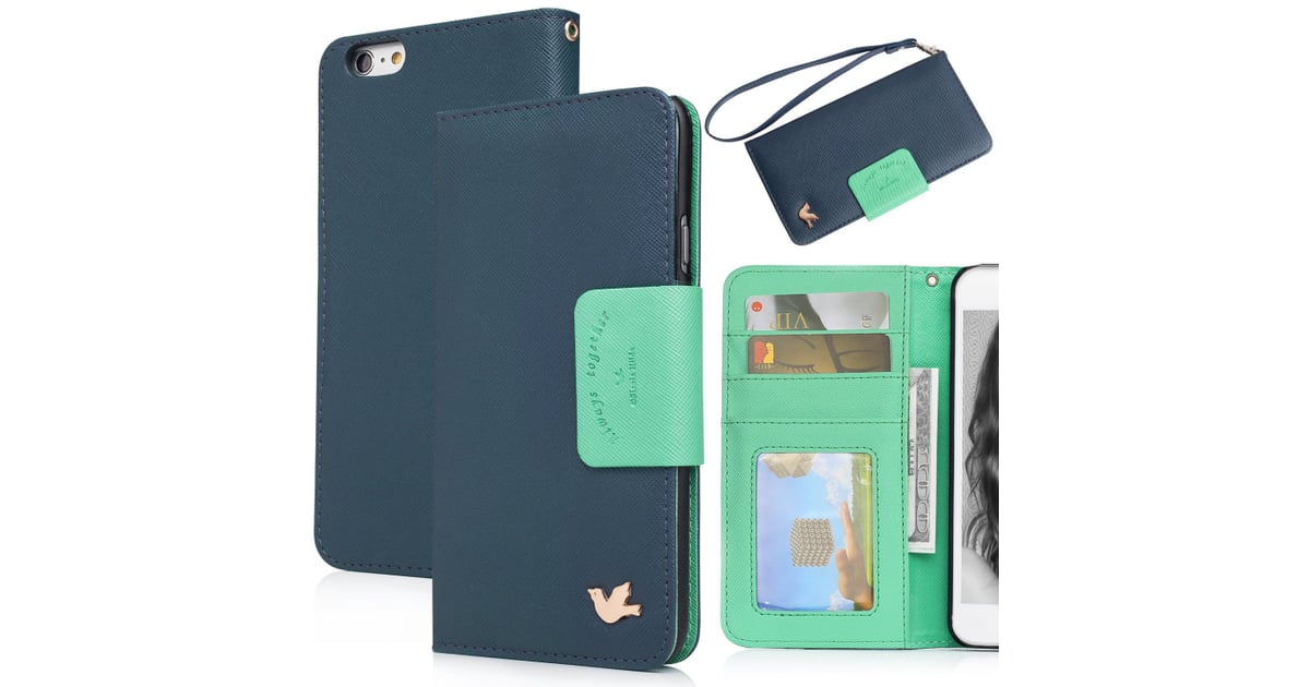 iPhone 6S Flip Wallet Case | Cheap Gifts For College