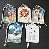 Princess Mononoke Gift Tags ($2 for set of five)