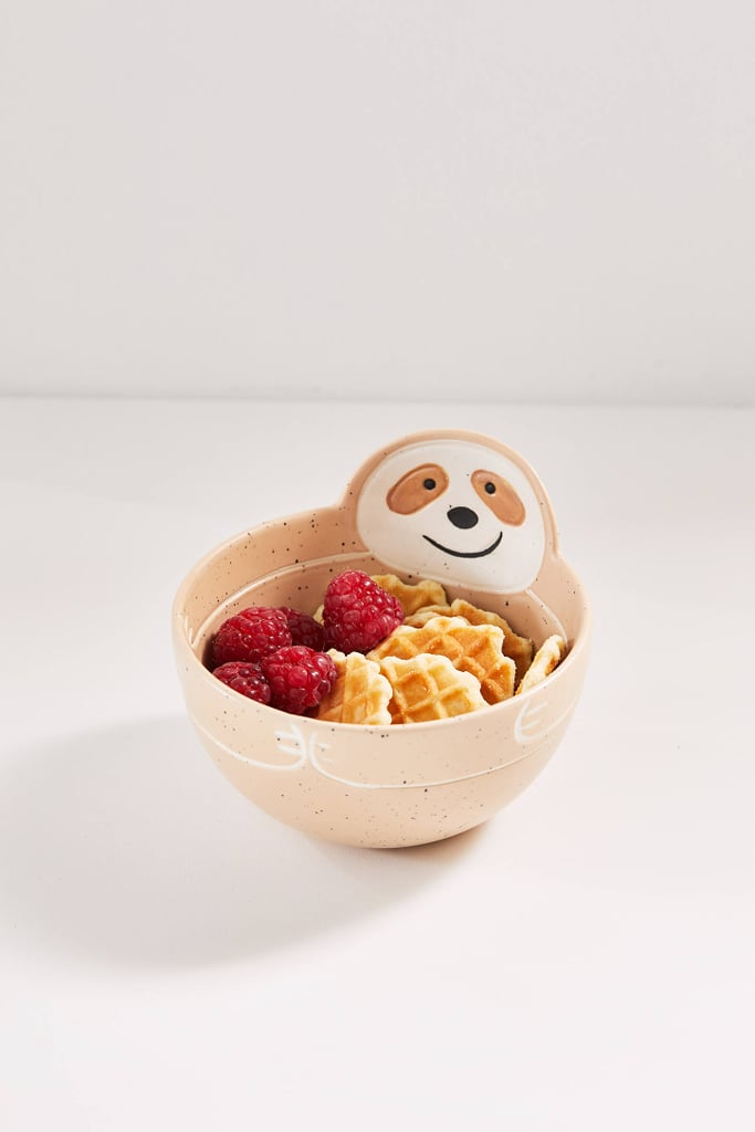 Sloth Snack Bowl
