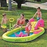 Jilong Giant Inflatable Sea Animal Kiddie Play Pool