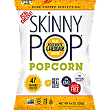 Skinny Pop White Cheddar Cheese Popcorn