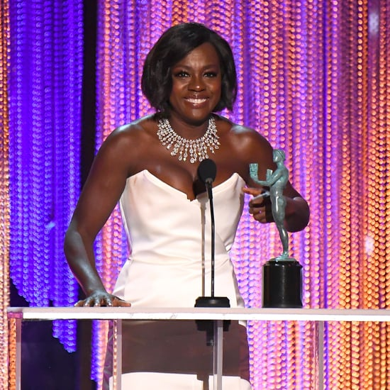 Viola Davis Is the First Black Actress to Win 5 SAG Awards